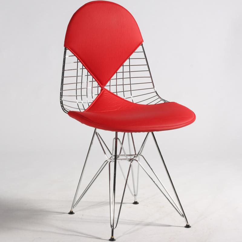 Chaise m tallique eiffel achetez des lots petit prix chaise m tallique eiff - Coussin chaise eames ...