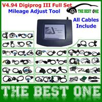 2014 Newest Version Digiprog III V4.88 Odometer Programmer Multi-language Digiprog 3 With All Adapter Digiprog3 Full Set