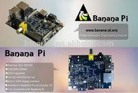 The banana pie Banana Pi A20 development board of transparent acrylic shell protection box anti-static