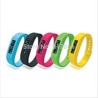 Smart Sport Bracelet Watch Health Walking Sleep Monitor Pedometer Bluetooth 4.0 2014 New Arrival