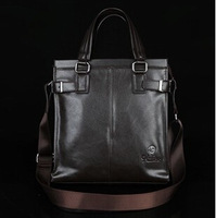 Free Shipping!2014 genuine leather cowhide Business bag men's fashion briefcase casual shoulder bags men's travel bags