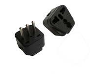 Free shipping Travel Converter Plug Universal AU US UK EU TO italy chile AC Power Plug  Adapter