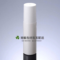 R2 120ML PET white  airless vacuum pump bottle, lotion bottles bottle for cosmetic container