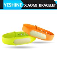 Original XIAOMI Bracelet Fitness Tracker Passometer Follow Sleep Call Reminder Smart Wrist