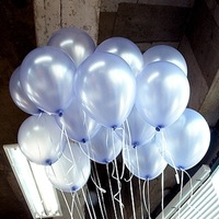 NEO 10'' 100ct Perry Winkle Latex Helium Balloons