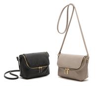 2014 hm h&m synchronous paragraph all-match messenger bag shoulder bag front zipper portable bag portable
