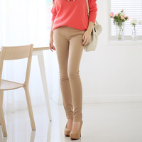 (ipaze) 2014 autumn and winter fashion new pants cashmere pencil pants Stretch Leggings skinny pants