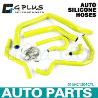 YELLOW RADIATOR SILICONE HOSE KIT FOR HONDA CIVIC Type R EK EG B16A B18C EX SI
