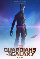 "011 Guardians Of The Galaxy - Fighting Hot Anime Movie 2014 14""x20"" Poster"