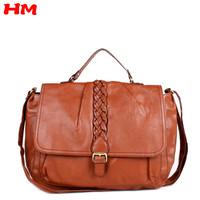 hm2014  women's handbag fashion large capacity knitted messenger bag