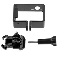 Free Shipping New Standard Border Frame Mount Housing Protective Shell for Gopro HD Hero3 for Go Pro Hero 3 accessories Camera