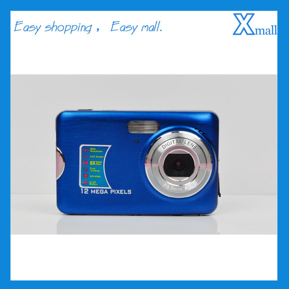 Digital Camera 12mp Waterproof Digital Camera(China (Mainland))