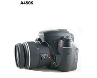 Secondhand inventory'Stock a450/A450K kit / hand with 18-55 SAM digital SLR camera