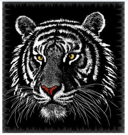 Hoge kwaliteit tijger hoofd muur koop goedkope tijger hoofd muur loten van hoge kwaliteit - Muur kamer meisje ...