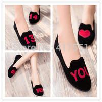New shoes women flat shoes fashion Shallow low casual Comfortable shoes doug free shipping