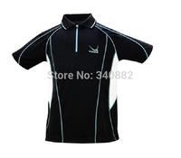 Japanese Original Yasaka T-shirts table tennis Yasaka ping pong suit T shirts sportswear Japan garment indoors sports free ship