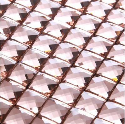 Miroir carreaux de sol magasin darticles promotionnels 0 for Diamant coupe miroir