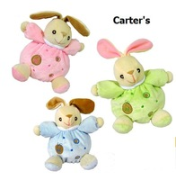 Hot Sale New Carters Baby Appease Rabbit Toys Kids Stuffed Plush toy  Free Shipping
