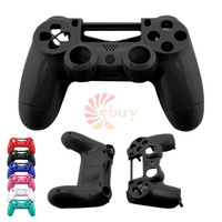 2014  Newest / Hot controller shell housing cover  for Sony Playstation 4 PS4 Bluetooth Wireless Controller Repair Shell,Black