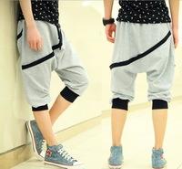 2014 New style fashion mens pants hip hop sports harem pants sweat jogging ,outdoors trousers
