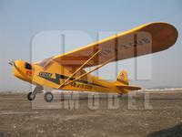 Rc airplane Pip J-3 cub 60