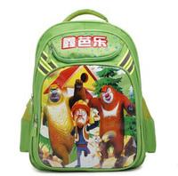 New Children School Bag Cartoon Animal Nylon Bags School Backpacks For Boys/Girls Bolsa Mochila Infantil 2014