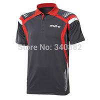 Original Andro T-shirts HEMD-magua table tennis Andro table tennis uniform upper garment sportswear uniform indoor sports