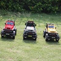 Large remote control car 1:9.5 Wrangler SUV Hummer SUV Jeep children toy car model car