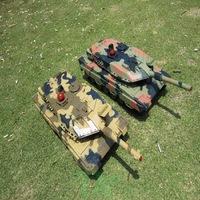 Battle Tank RC Tank Model 516-10 smart toys children's toys gift large four-wheel drive mode