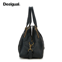 Hot!!!The new 2014 single shoulder slope Desigual bag ladies handbags free shipping