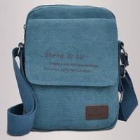 New 2014 messenger bag canvas bag men