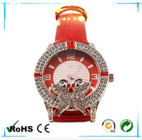 Hot!!! Relogio Free shipping New Fashion Women dress Watch Quartz watch best gift dedicated to ladys