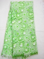 guipure lace,2 colors,hot selling design,cord lace,latest design, fast delivery,5yards/pc, J285-4,white+lemon
