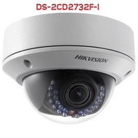 HIKVISION DS-2CD2732F-I 3MP Varifocal lens Network IR Dome Camera, english version V5.1.6, Vandal-proof IP Camera DS-2CD2732F-I