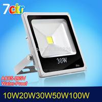 new style 10pcs/lot LED luminaire light 10W led flood light 85~265V LED search light Warm white / Cool white CE&ROSH