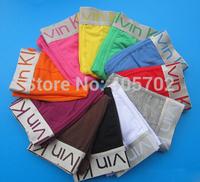 THE NEW Men' colour Long Boxers 3pcs/lot men's boxer long underwear Beach Best quality brand Boxers free shipping