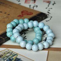 Jingdezhen ceramic accessories full bead bracelet chromophous popular simple elegant