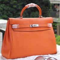 Brand H100% Genuine LEATHER Bags Fashion handbag designers Shoulder Bags women famous brands Women messenger handbags  TOTE 2015