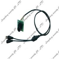 Mini Super Sony Wide Angle 2.1mm Lens 600tvl CCTV PCB Module Camera system