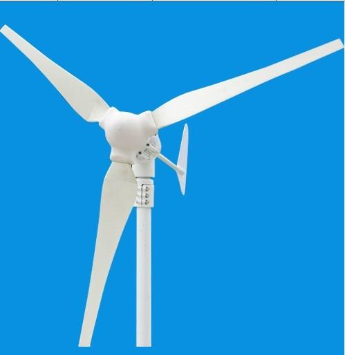Leaf blade of 500W wind turbine monitor household wind power generator 12V mini fan motor(China (Mainland))