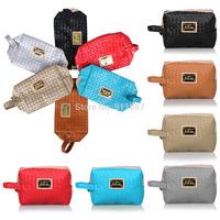 Womens Fashion Clutch Bag Zipper Faux Leather Long Handbag Lady's Wallet Coin Purse New Multicolors