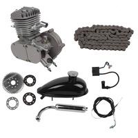 Motorized Bicycle Bike 80cc 2 Stroke Petrol Gas Engine Motor Kit DIY EBIKE