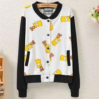 CP-60 new 2014 Autumn Korean type baseball jacket women Printed sweatshirt Cardigans Sweatshirt women thin Fashion moletons