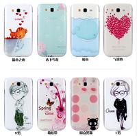 High Quality Fasihon Silicone TPU Case Cover for  Samsung Galaxy Grand Duos i9082  i9128e 9168i/9118/9082i/9060 Free Shipping