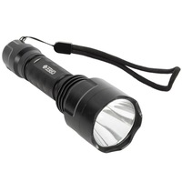 Ultrafire 1200Lm CREE XM-L Q6 C8 LED 5-Mode Flashlight Torch Bike Light L0685 P