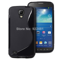 Fantastic! New Arrival S-Line Rubber Soft TPU Case Gel Cover For Samsung Galaxy S4 Active i9295 Free Shipping&Wholesale Feida