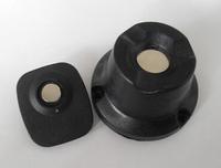Magnetic Security cylinder detacher plastic Checkpoint EAS strong Tag General Alloy Detacher Remover golf  detachers 12000gs