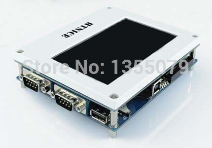 Hmi touch screen hmi display control board embedded industrial computer arm(China (Mainland))