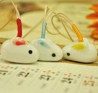 Jingdezhen ceramic accessories rabbit bag book rabbit bags chain multicolor