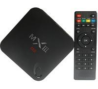 Amlogic Quad Core 2.0GHz MINI PC 4K * 2K MXIII S802 Android 4.4 OTA Miracast DLNA 1G 8G TV Box 2.4G wifi MX III